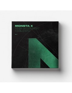 MONSTA X 6th Mini Album - The Connect : DEJAVU CD + Poster (Random Version)