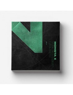MONSTA X 6th Mini Album - The Connect : DEJAVU CD + Poster (Ver.IV)