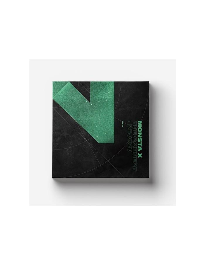MONSTA X 6th Mini Album - The Connect : DEJAVU CD + Poster (Ver.IV)