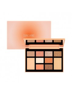 [MISSHA] Color Filter Shadow Palette [Sunshine]