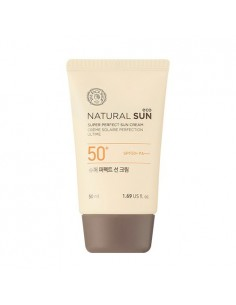 [Thefaceshop] Natural Sun Eco Super Perfect Sun SPF50+ PA+++ 50ml