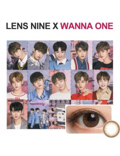 [ Lens Nine ] Wanna one - Wannaful One Day 1Pack (1day/20pcs) + Photocard(5p)