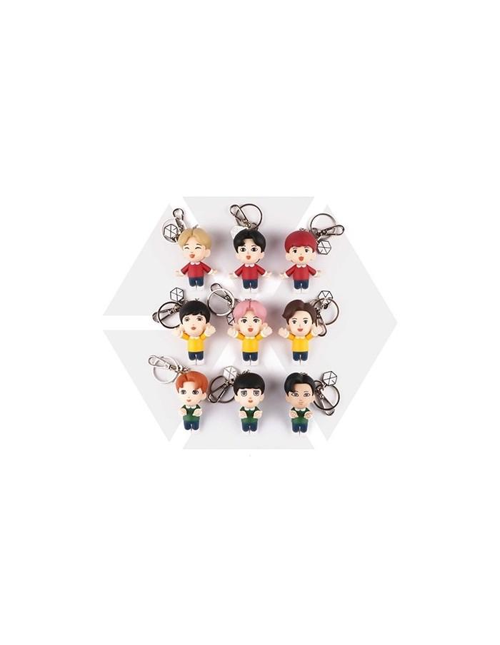 EXO Figure Keyring [ Pre-Order ]