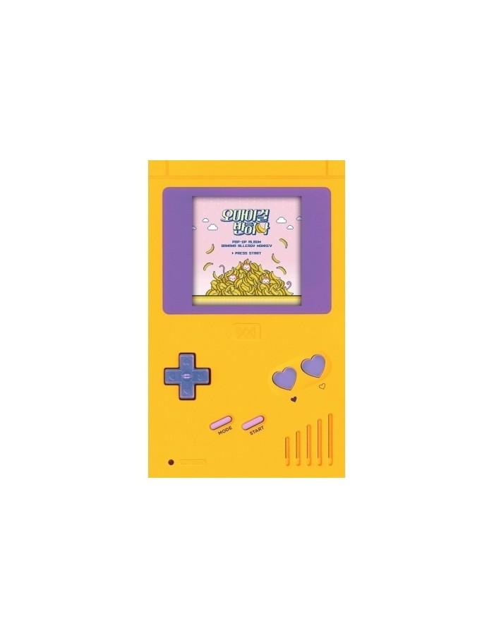 OH MY GIRL POP UP Album - Banana Allergy Monkey CD + Poster