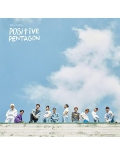 PENTAGON 6th Mini Album - Positive CD + Poster