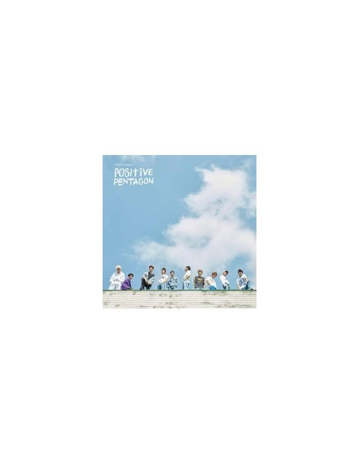 PENTAGON 6th Mini Album - Positive CD + Poster