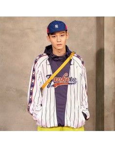 EXO X MLB New Crew - Scotch Around Snapback Navy