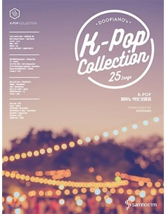 DOOPIANO's K-POP COLLECTION : BTS, Red Velvet, Twice, Wanna One, Black Pink
