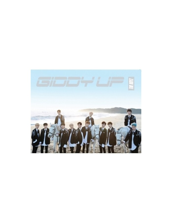 The Boyz 2nd Mini Album - The Start (C ver) CD + Poster