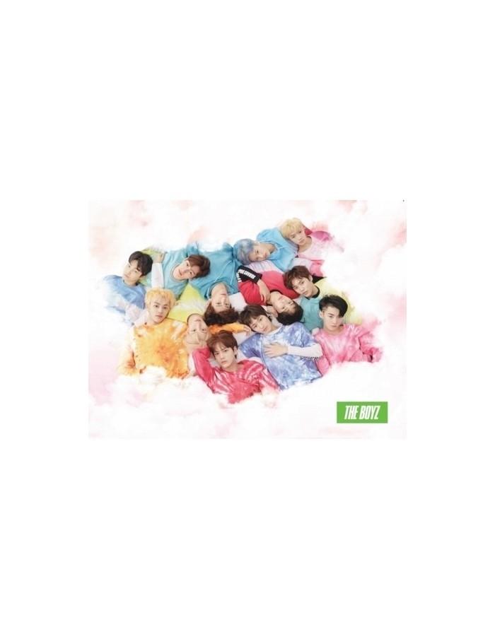 The Boyz 2nd Mini Album - The Start (B ver) CD + Poster