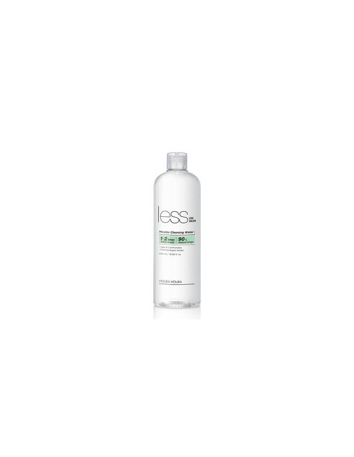 [Holika Holika] Less On Skin Micellar Cleansing Water 500ml