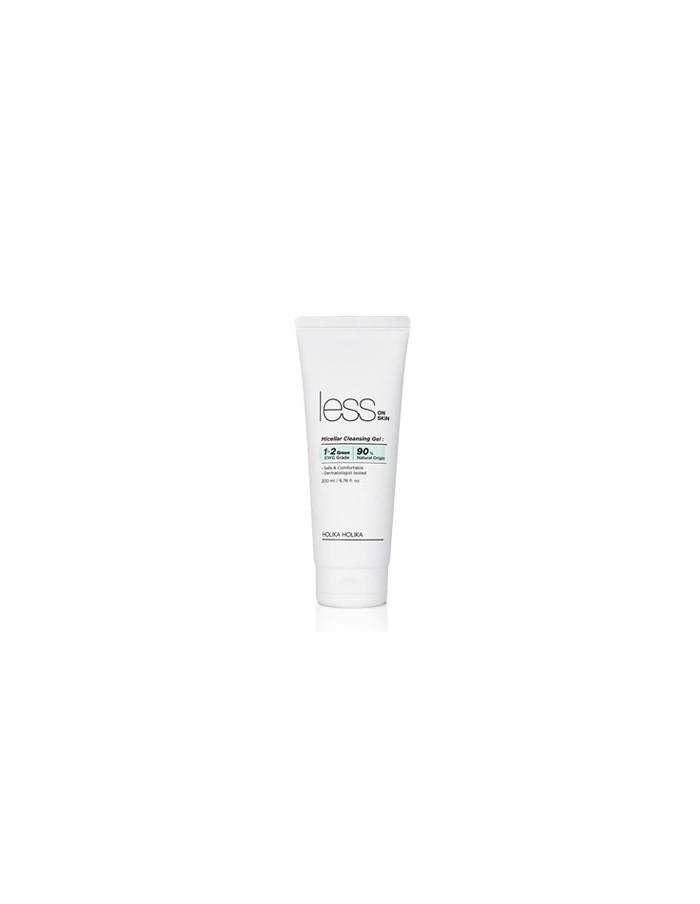 [Holika Holika] Less On Skin Micellar Cleansing Gel 200ml