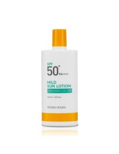 [Holika Holika] Mild Sun Lotion SPF50+ PA++++ 50ml
