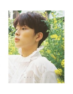 Yoo Seon Ho 1st Mini Album - Spring, Like CD + Poster