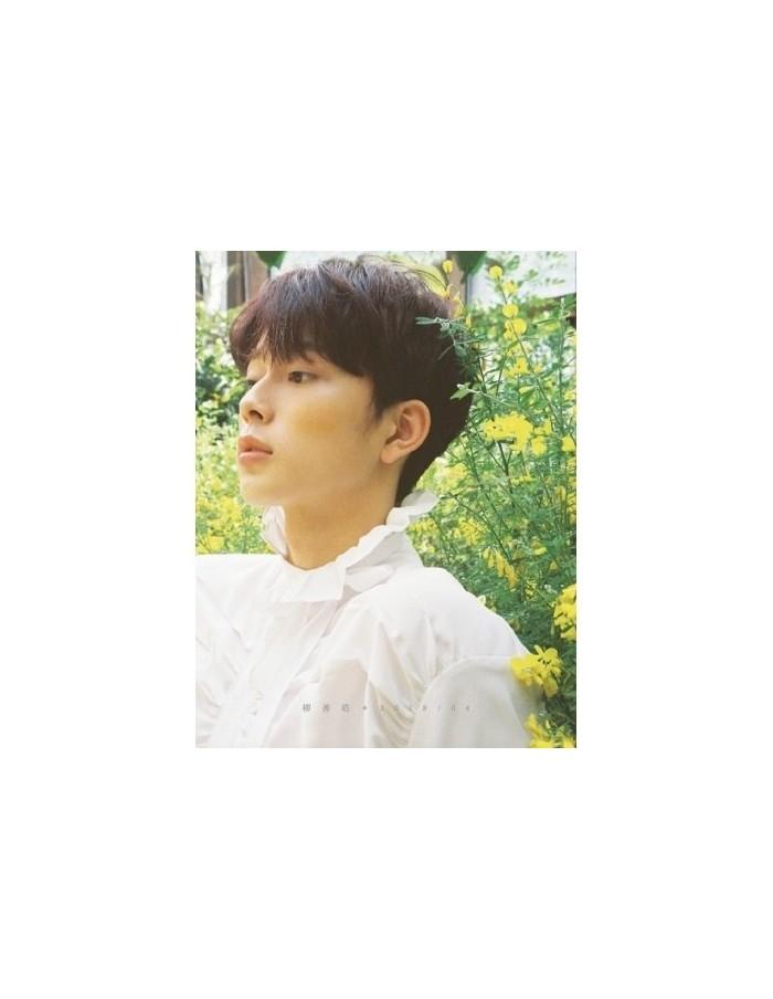 Yoo Seon Ho 1st Mini Album - Spring, Like CD + Poster