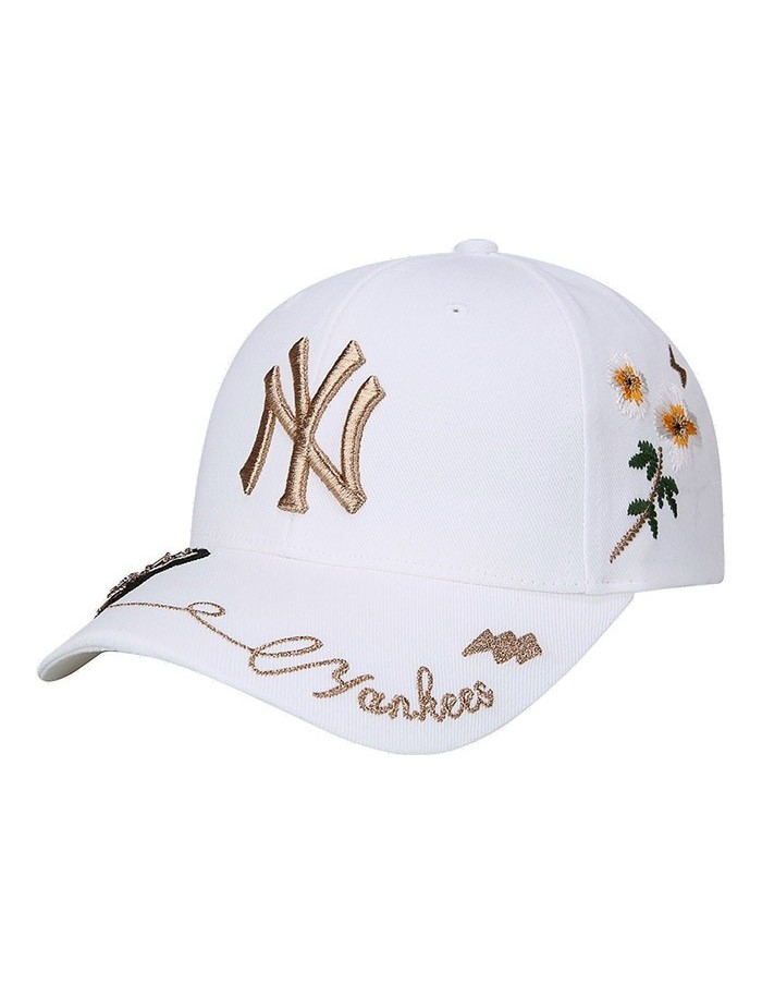 EXO X MLB New Crew - Goldbee Yankees Curve Cap