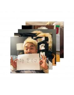 Yoo Byung Jae B Joke - Sticker Set