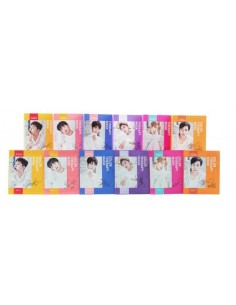 meloMELI X JBJ : Color Therapy Mask SET (25g * 5ea)