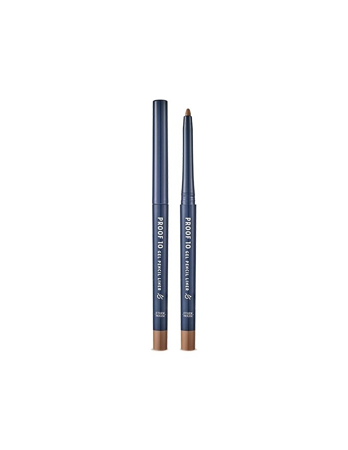 [ETUDE HOUSE] Proof 10 Gel Pencil Liner (6Kinds)