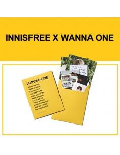 [Limited Edition] Wanna One x Innisfree Goods Set