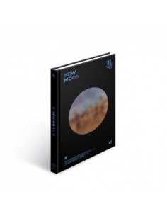 JBJ - NEW MOON (Deluxe Edition) Album CD + Poster