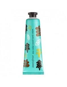 [INNISFREE] JEJU Cedar Wood Hand Cream 30ml