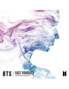 [Japanese Edition] BTS - FACE YOURSELF CD