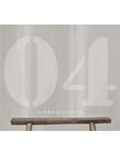 URBAN ZAKAPA 4th Album - CD