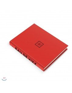 VIXX 3rd Album - EAU DE VIXX(Red ver) CD + Poster