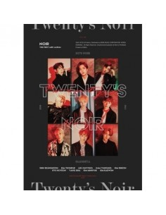 NOIR 1st Mini Album - Twenty's Noir CD
