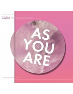 Kang Hyein 1st Album - As You Are CD