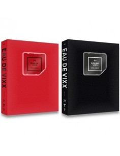 [SET] VIXX 3th KINO Album - EAU DE VIXX(Red, Black Ver) CD [ Pre -Order ]