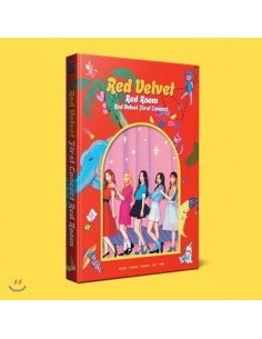 RED VELVET First Concert Photobook(160p) - Red Room