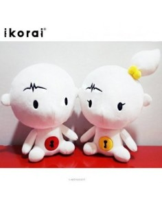 "ikorai - Drama ""Dark Knight"" Doll"