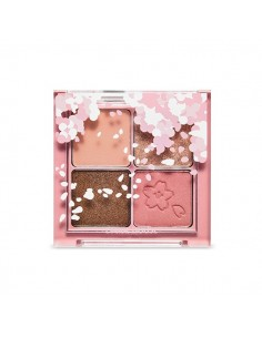 [Etude House] Cherry Blossom Shadow Blend Four Eyes (2Kinds)
