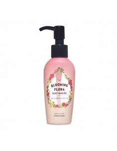 [Etude House] Blooming Flora Silky Hair Oil 75ml