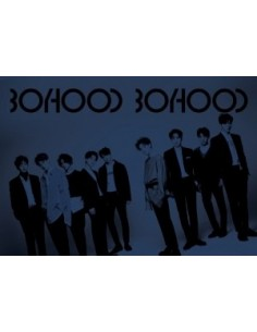 UNB 1st Mini Album - Boyhood CD + Poster