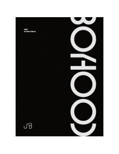[Limited Edition] UNB 1st Mini Album - Boyhood CD + Poster