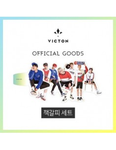 VICTON Official Goods - Book Mark Set
