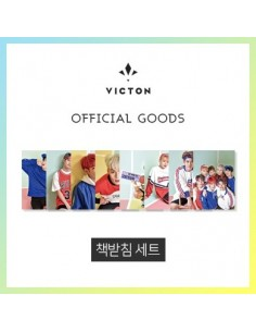 VICTON Official Goods - Cardboard Paper set