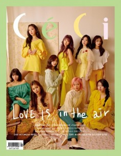 Magazine CeCi 2018-5 Twice Type.A