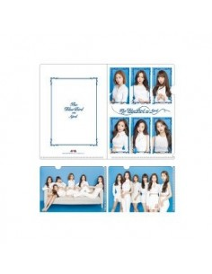 APRIL Official Goods - Clear File Set