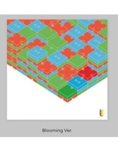 [Blooming Version] EXO - CBX 2nd Mini Album - Blooming Days CD + Poster