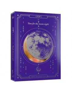 GFRIEND 6th Mini Album - Time For The Moon Night (Moon Ver.) CD + Poster