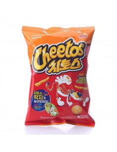 LOTTE Cheetos Hot Sweet 88g