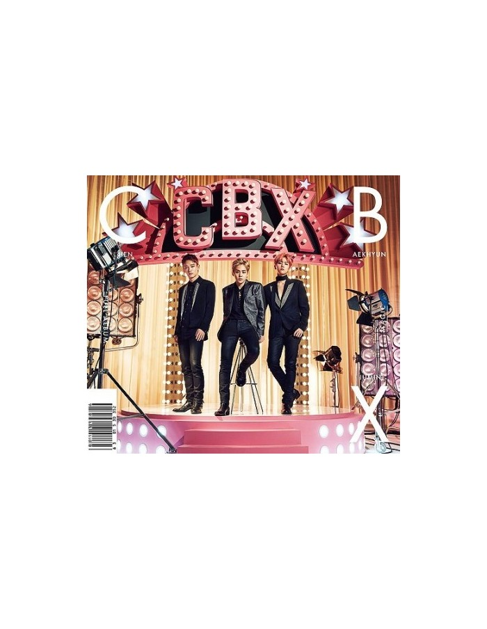 [Japanese Edition] EXO-CBX - Magic (1st Edition) CD + DVD
