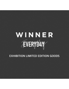 WINNER Eveyday Fan Event Official MD - Postcard Set  + Poster SET