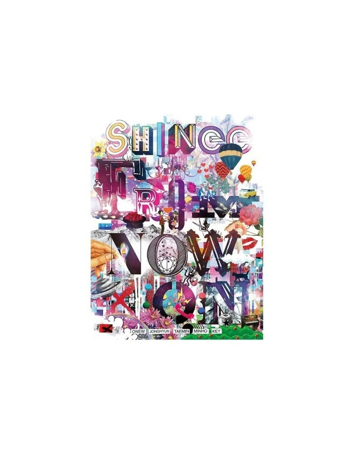 [Japanese Edition] SHINEE - The Best From Nowon(1st Limited Edition) 2CD + DVD