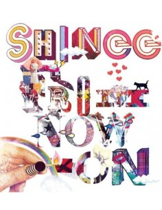 [Japanese Edition] SHINEE - The Best From Nowon(1st Limited Edition A Ver) 2CD + Blu-ray