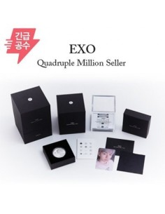 [Pre-Order] EXO Quadruple Million Seller Special Package